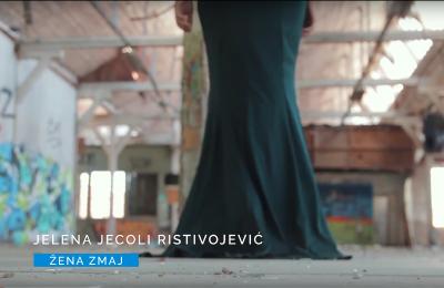 Jelena Jecoli Ristivojević – Žena zmaj