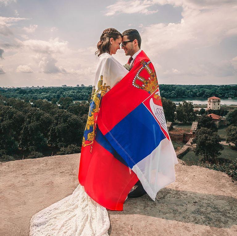 Profesionalno fotografisanje venčanja u Srbiji